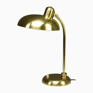 Vintage Italian Brass Table Lamp, 1970s
