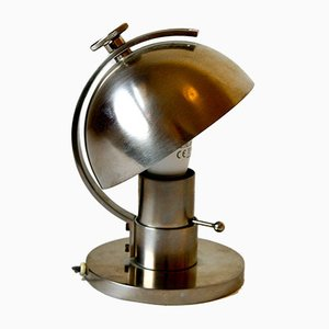 Lampe de Bureau Moderniste par Clément Nauny pour Maison Desny, France, 1930s