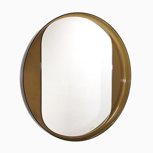 Round Mirror from Guzzini, 1970s