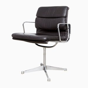 Modell EA 207 Armlehnstuhl von Charles & Ray Eames für Herman Miller, 1980er