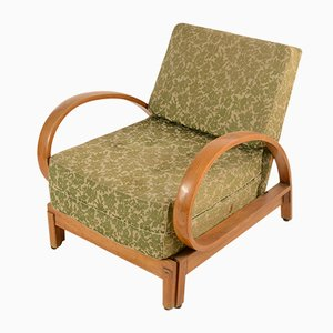 Vintage Italian Lounge Chair from Cerutti