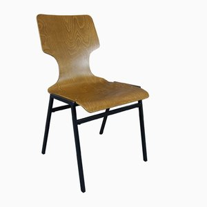 Vintage Stackable Dining Chairs, 1970s, Set of 30