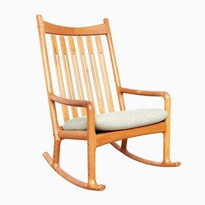 Rocking Chair par Hans Olsen pour Juul Kristensen, 1970s
