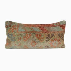 Lumbar Kelim Kissenbezug von Vintage Pillow Store Contemporary