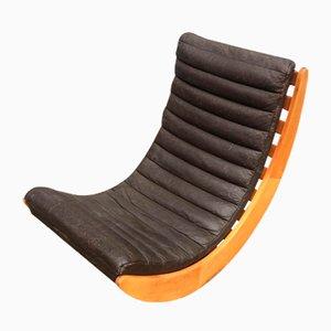 Rocking Chair par Verner Panton pour Rosenthal, 1970s