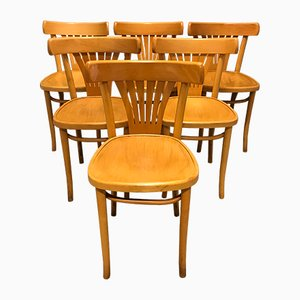 Radomsko Dining Chairs, 1960s, Set of 6