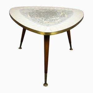 Table Basse Mid-Century en Mosaïque, 1950s