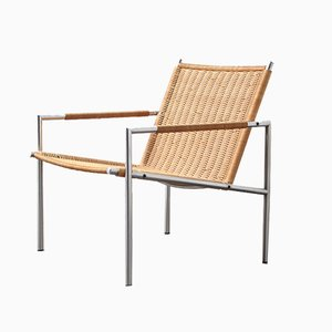 Model SZ01 Lounge Chair by Martin Visser for t Spectrum, 1970s