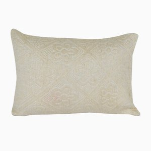 Wool Lumbar Pillow Cover by Vintage Pillow Store Contemporary
