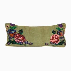 Housse de Coussin Kilim Tissée à la Main par Vintage Pillow Store Contemporary