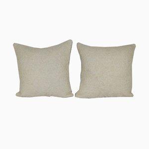 Türkische Kelim Kissenbezüge mit Ziegenhaar von Vintage Pillow Store Contemporary, 2er Set