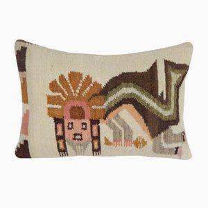 Housse de Coussin Design Kilim par Vintage Pillow Store Contemporary