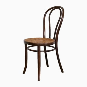No. 18 Dining Chairs by Gebrüder Thonet for Thonet, 1920s, Set of 4