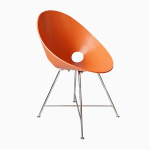Model ST 664 Side Chair by Eddie Harlis for Thonet, 1990s
