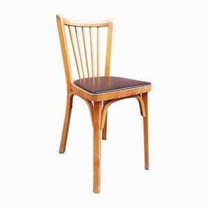 Chaise de Bistrot de Baumann, 1950s