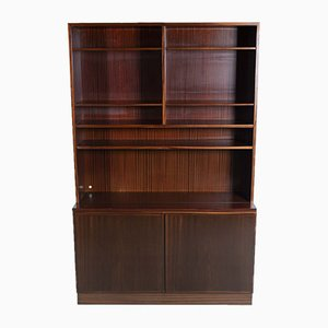 Danish Mahogany Cabinet from Omann Jun, 1960s