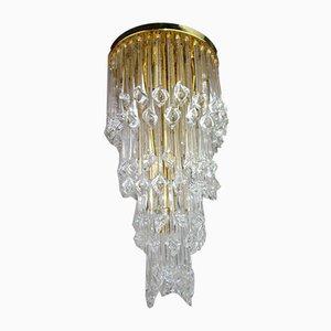 Deckenlampe von Paolo Venini, 1960er