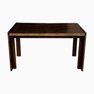 Tavolo da pranzo nr. 778 allungabile in legno di noce di Tobia & Afra Scarpa per Cassina, anni '60