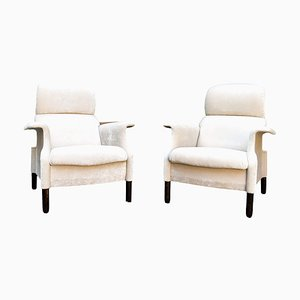 Model Sanluca Lounge Chairs by Achille and Pier Giacomo Castiglioni for Gavina, 1960s, Set of 2