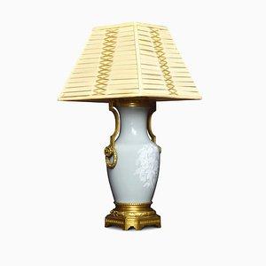 Französische Tischlampe mit Ormolu-Vergoldung