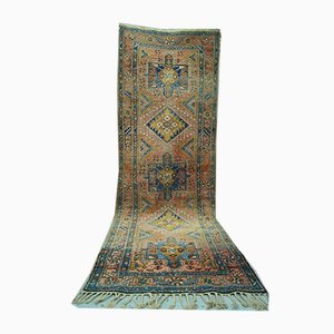 Antique Middle Eastern Runner Rug, 1900s