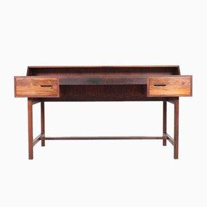 Dänischer Mid-Century Schreibtisch aus Palisander von Kurt Østervig für KP Møbler, 1950er