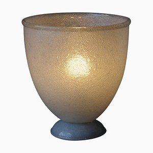 Lampe de Bureau Murano par Ferro Toso Barovier, Italie, 1937