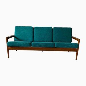 Danish Sofa by Børge Jensen & Sønner for Bernstorffsminde Møbelfabrik A / S , 1960s