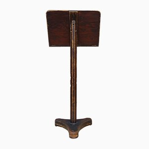 Antique Victorian Music Stand from Victoria Hall
