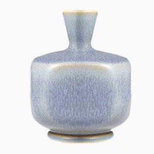 Kleine Vase aus Steingut von Anders Dolk, 1980er