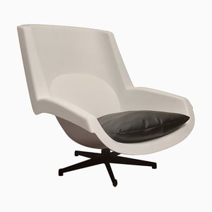 Fiberglas Lounge Chair by Paul Tuttle for Strässle, 1960s
