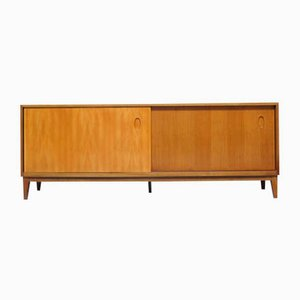 Wooden Sideboard, 1960s
