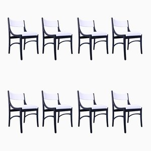 Dining Chairs by Ico Luisa Parisi for Cassina, 1960s, Set of 8