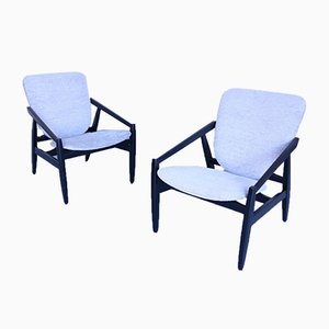 Lounge Chairs from Pizzetti, 1960s, Set of 2