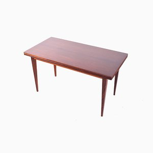 Rosewood Coffee Table by Severin Hansen for haslev, 1960s