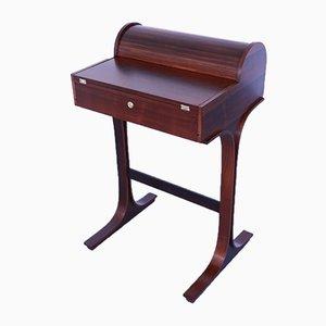 Schreibtisch aus Palisander von Gianfranco Frattini für Bernini, 1960er