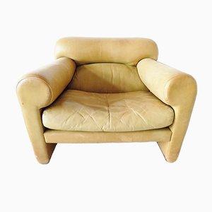 Lounge Chair from Poltrona Frau, 1970s