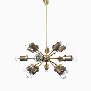Mid-Century Sputnik Kronleuchter, 1960er
