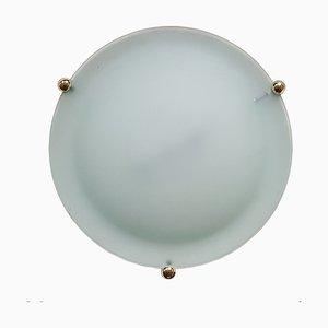 Lámpara de pared española vintage de Metalarte