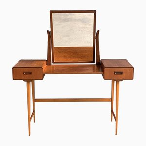 Scandinavian Teak Dressing Table, 1950s