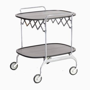 Serving Trolley by Antonio Citterio for Kartell, 1990s