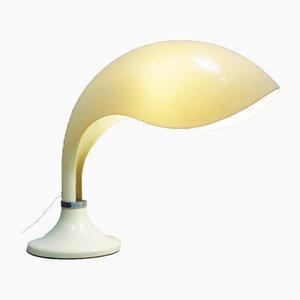 Lampada da tavolo di Marcello Cuneo per Amphaglas, anni '70