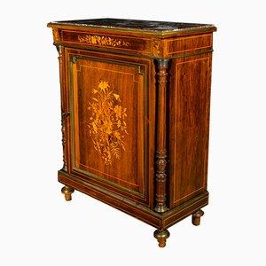 Antique Napoleon III Rosewood Sideboard, 1880s