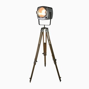 Model 743 Tripod Theater Lamp from Strand, 1960s