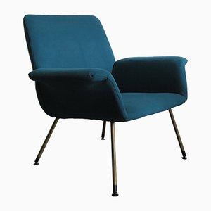 Italian Lounge Chair by Augusto Bozzi for Saporiti Italia, 1960s