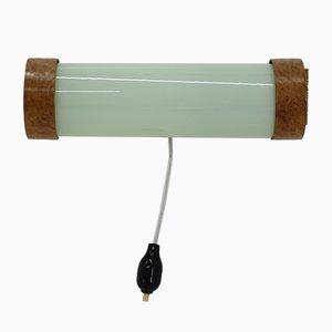 Lámpara de pared Art Déco, años 30