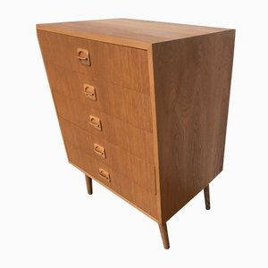 Oak Chest of Drawers, 1970s
