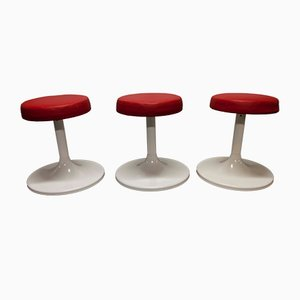 Stools, 1970s, Set of 3