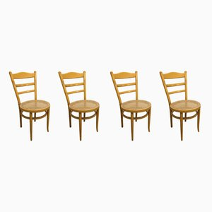 Dining Chairs from Baumann, 1986, Set of 4