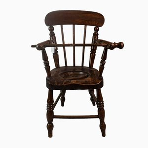 Antique Victorian Children's Chair
